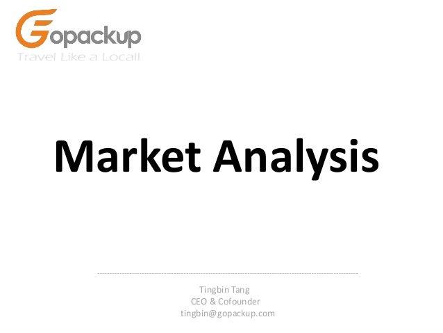 gopackup market analysis 20150301