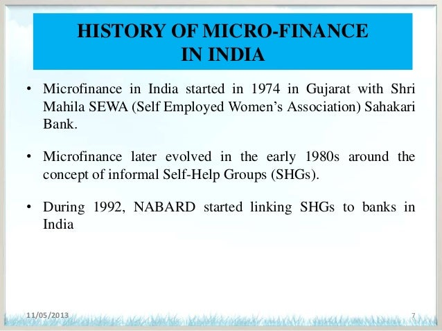 a look at the role of women in microfinance Role of microfinance in women empowerment: a comparative study of the rural and urban poor in pune district (maharashtra) the enclosed document is a research proposal.