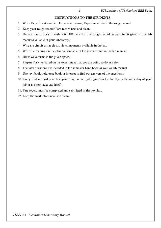 Gopi 1 lab manual