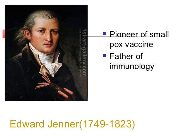 edward jenner  Slide 2