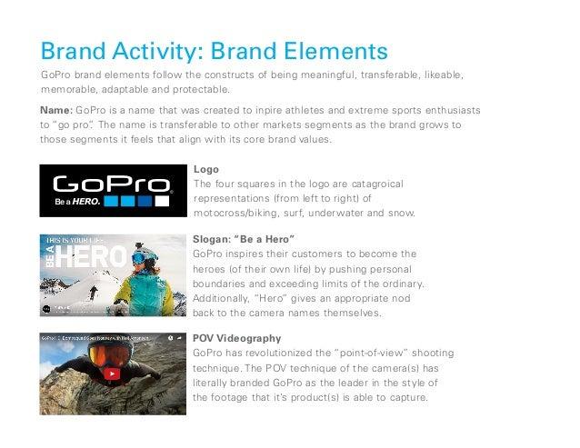 gopro brand assessment