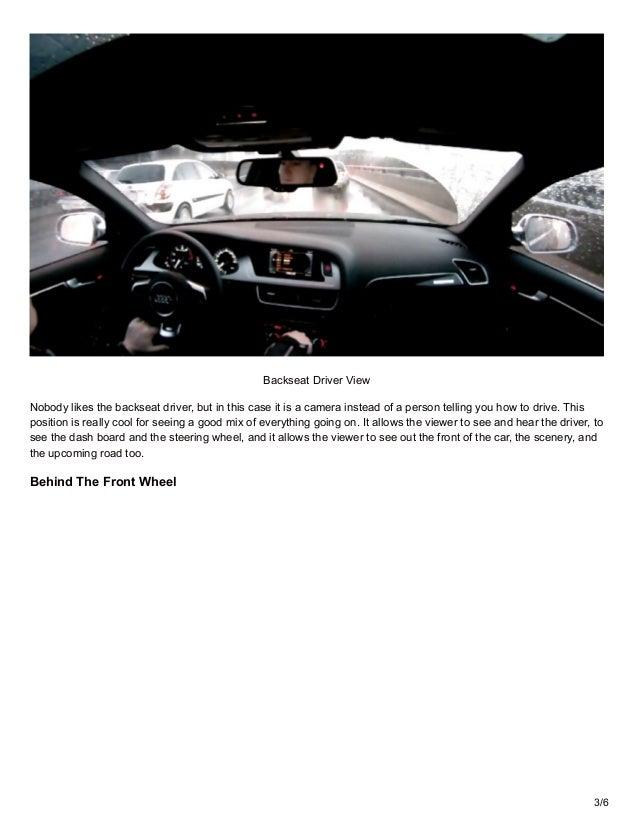 Go pro camera car mount ideas - gopro-gimbal