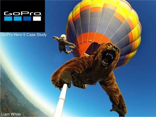 GoPro Hero 5 Case Study Liam White
