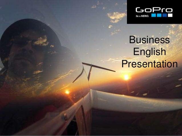 Business English Presentation