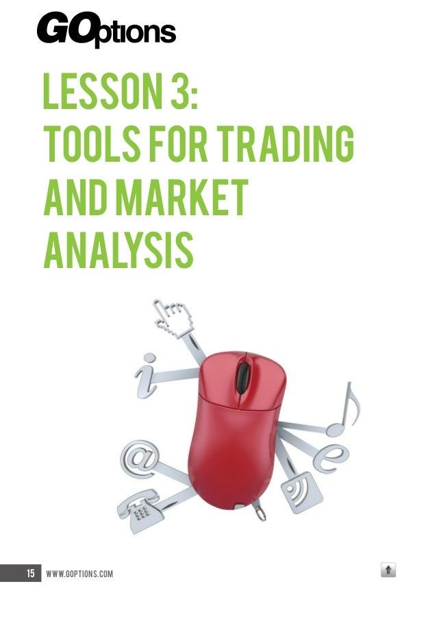 Goptions binary trading