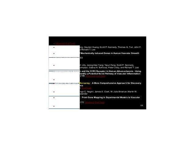 261 molecular genetics and micro arrays Slide 3