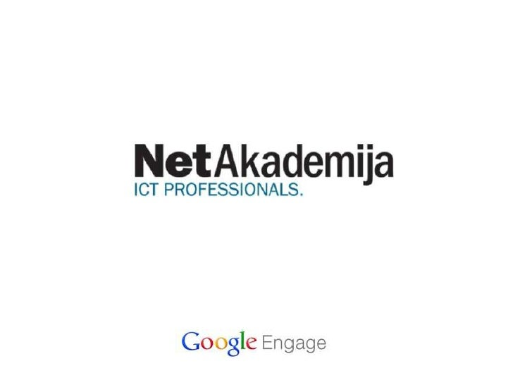 TEASER – Google Engage       Oglašavanje na InternetuPredavač: Goran Kišan