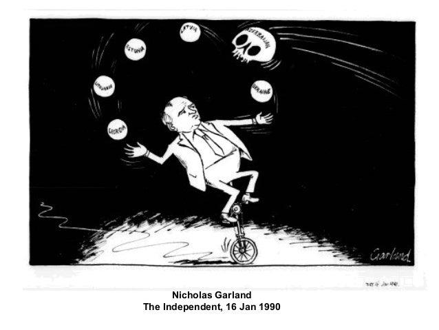 50 Cartoons: Gorbachev