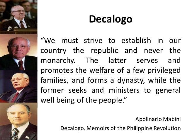 The Philippine Revolution Essay