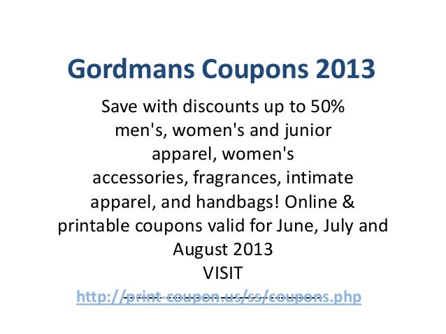 picture about Gordmans Printable Coupon identify Gordmans printable discount codes july 2018 / Assins creed iv coupon