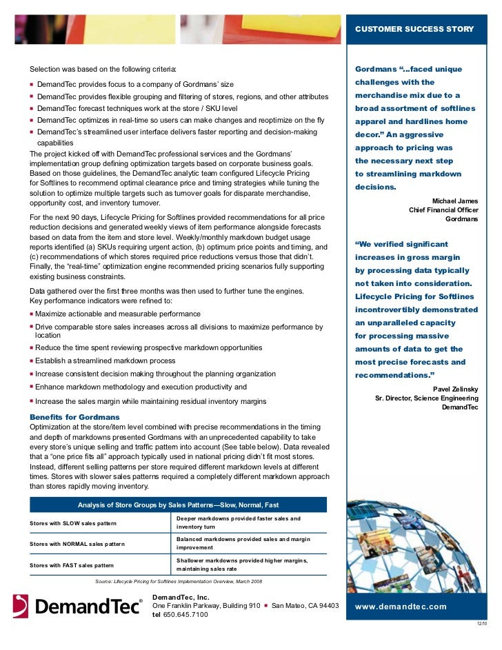 a study on the poisson case and customer demand Quantitative analysis of competitive position: customer demand and willingness to pay case study solution, quantitative analysis of competitive position: customer demand and willingness to pay case study analysis, subjects covered competitive advantage corporate strategy by david j collis source: harvard business school 11 pages.