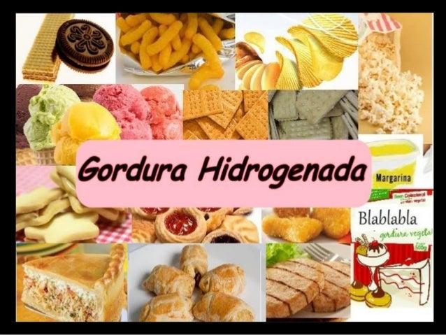 Resultado de imagem para gordura hidrogenada