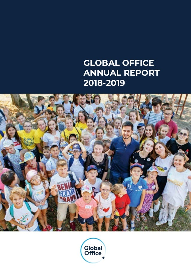 1 GLOBAL OFFICE ANNUAL REPORT 2018-2019