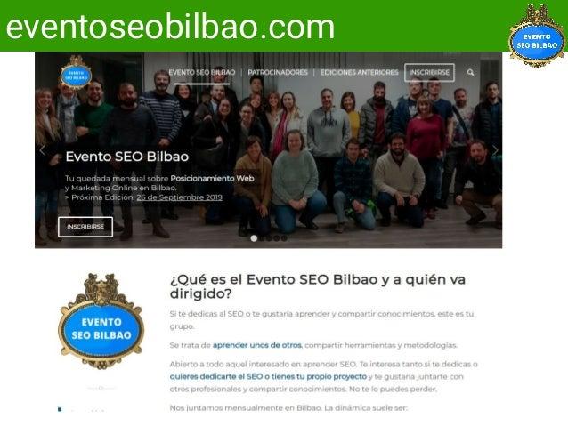 eventoseobilbao.com