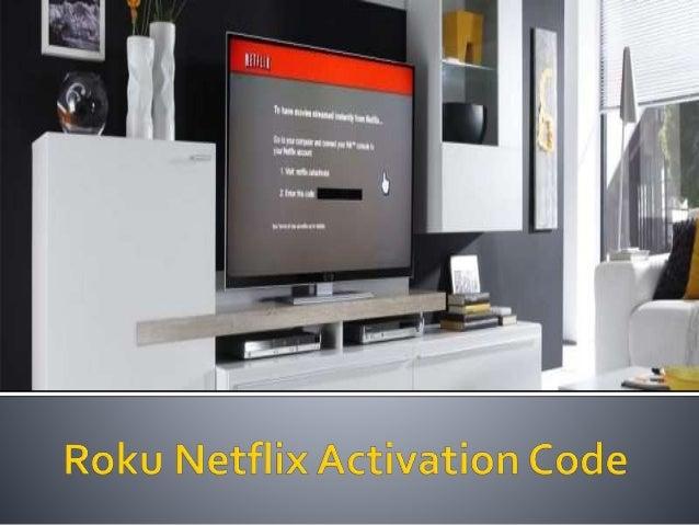 How to do Roku Netflix Activation Code?