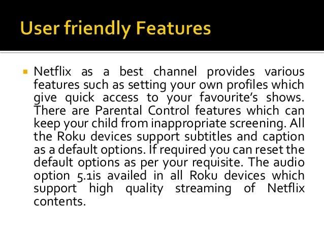 Is netflix the best option
