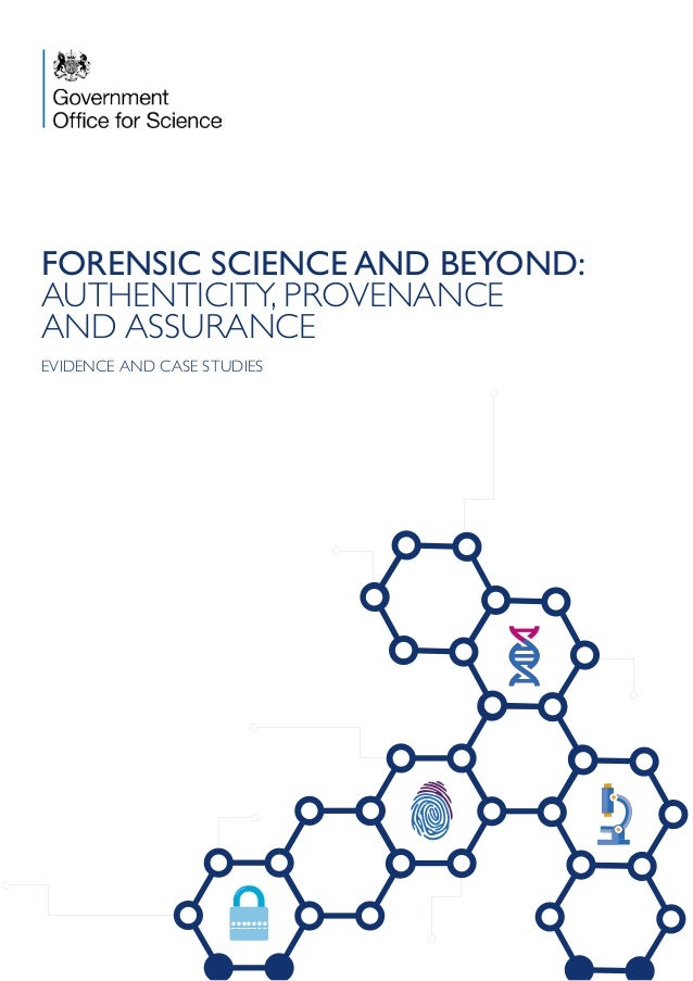 29823cca36 Forensic science and beyond  authenticity