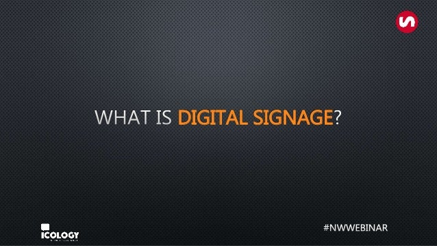 7 ways to increase impact and reach with digital signage for internal communication Slide 3