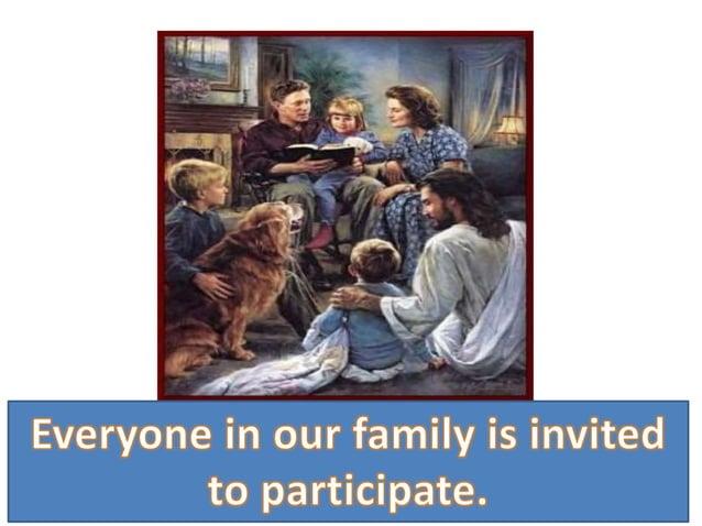 Gospel in the home