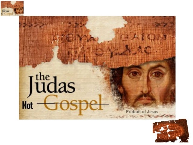The Rediscovery? • In the 1970's a manuscript called Codex Tchacos, surfaces near El Minya, in the desert of Egypt and is ...