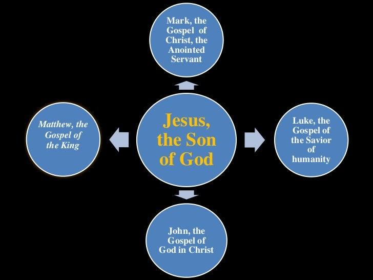 The Gospels: A Portrait of Jesus Christ