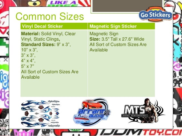 Car Stickers Printing And Designing In Usa