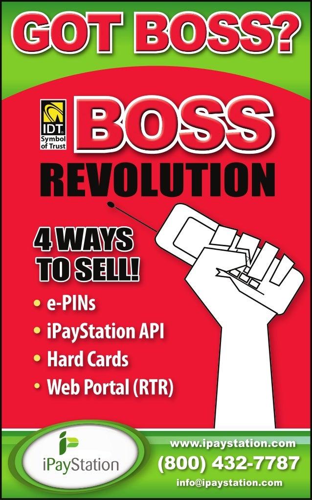 iPayStation's BOSS Revolution Ad!