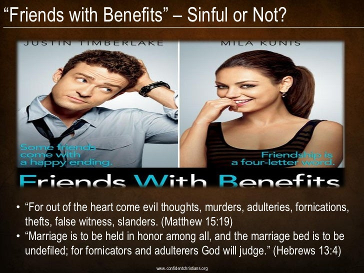 Friends with benefits chat