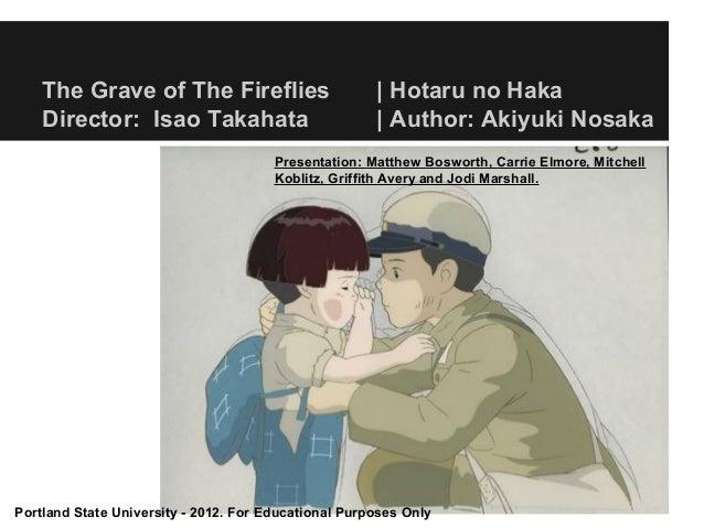 The Grave of The Fireflies                        | Hotaru no Haka    Director: Isao Takahata                           | ...