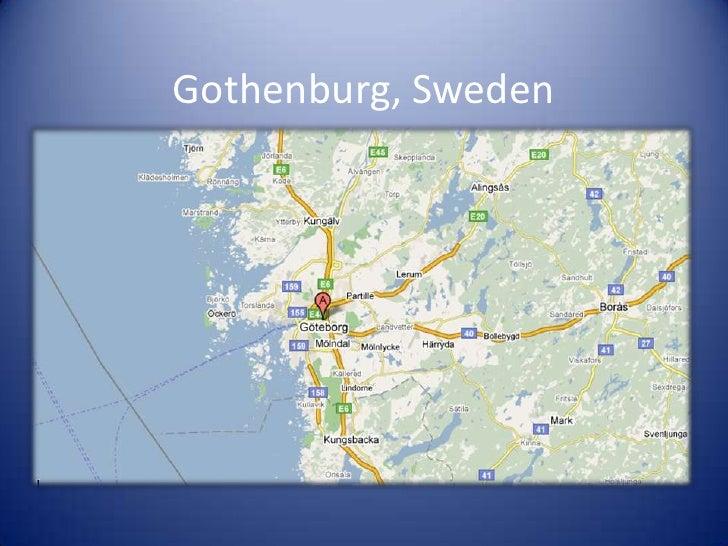 Gothenburg, Sweden<br />