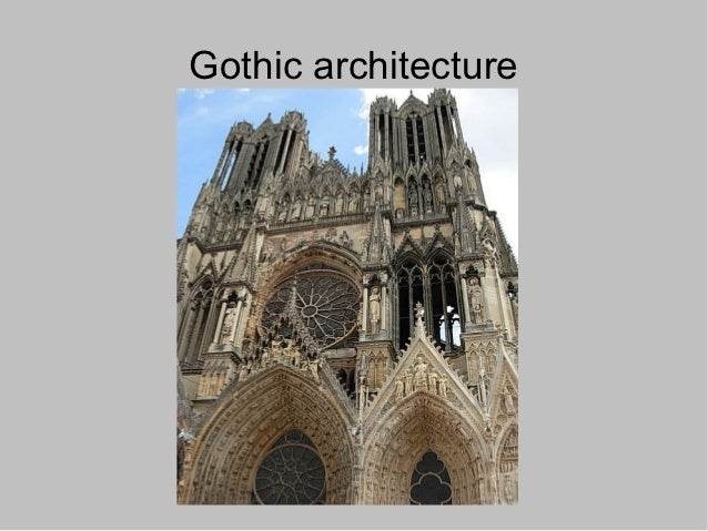 an introduction to the gothic sculpture in the gothic period in europe Western sculpture - the middle ages one can see that the general direction of the changes in this early period of gothic sculpture was toward increased realism the effects elsewhere in europe of this intense period of french experiment were as piecemeal and disjointed as the effects of.