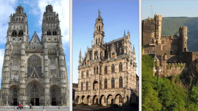 The Term Gothic Architecture Originated As A Derogatory Description Architect Giorgio Vasari Used