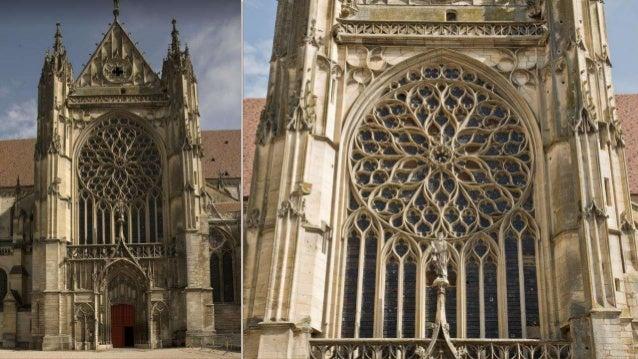 Romanesque architecture vs gothic architecture