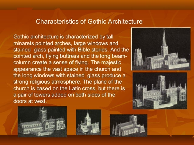 Pointed ArchPointed Arch It is simply known asIt is simply known as the Gothic Arch andthe Gothic Arch and was reconstruct...