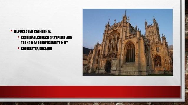 HISTORY Gothic Architecture