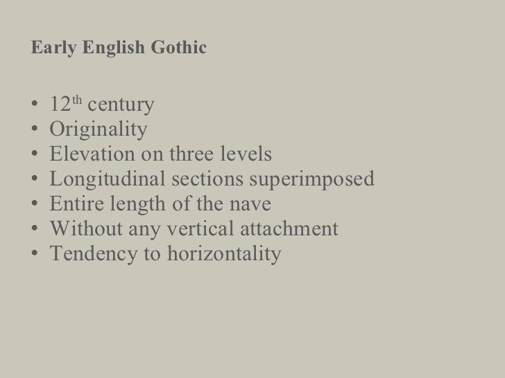 <ul><li>12 th  century </li></ul><ul><li>Originality </li></ul><ul><li>Elevation on three levels </li></ul><ul><li>Longitu...
