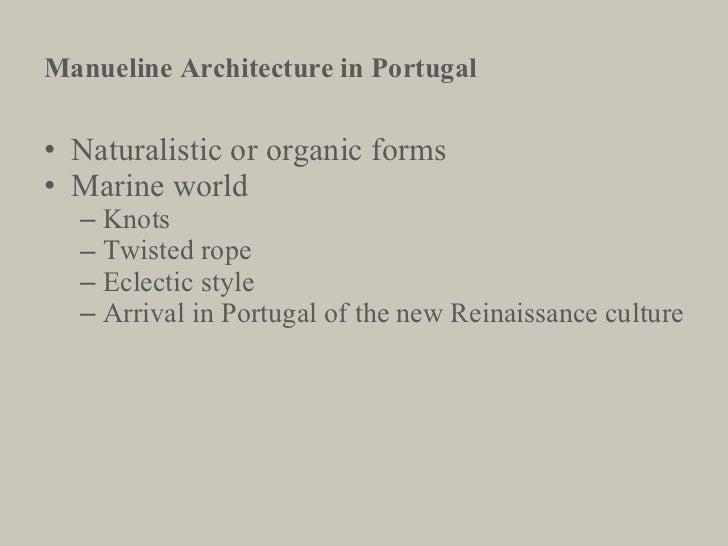 <ul><li>Naturalistic or organic forms </li></ul><ul><li>Marine world </li></ul><ul><ul><li>Knots </li></ul></ul><ul><ul><l...