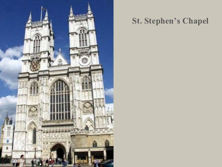 St. Stephen's Chapel