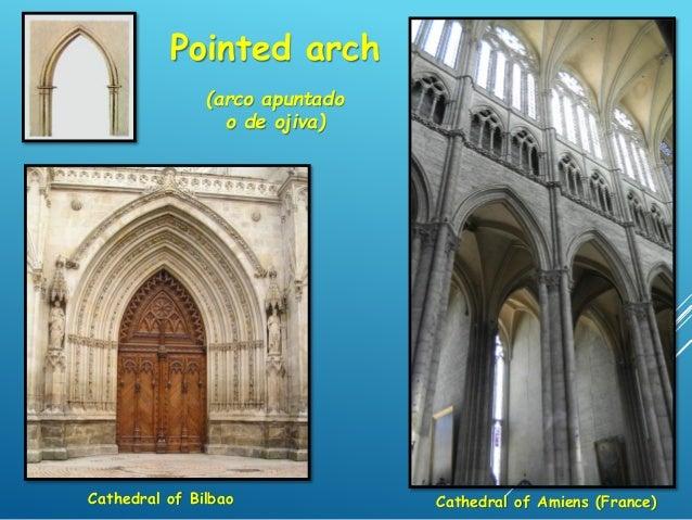 BARREL VAULT VS RIBBED Romanesque Gothic
