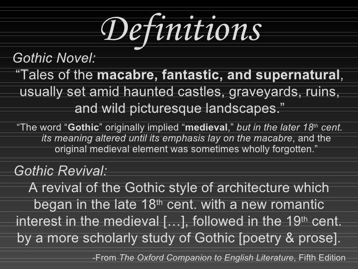 Gothicism[1]