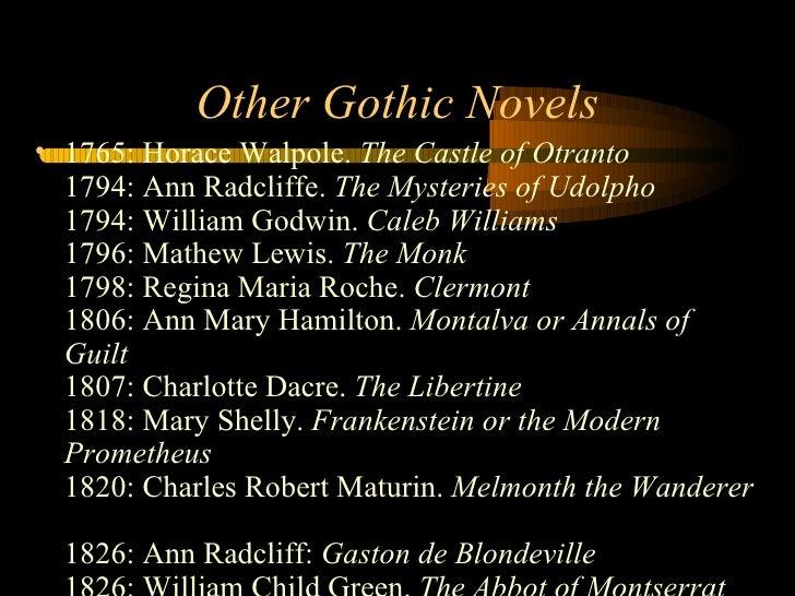gothic literature, Powerpoint templates