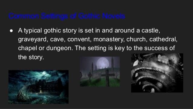 Gothic novel Slide 3