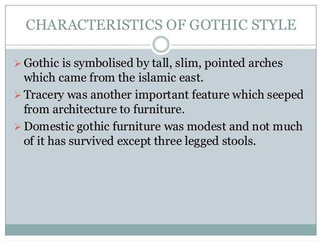Gothic n renessance Slide 3