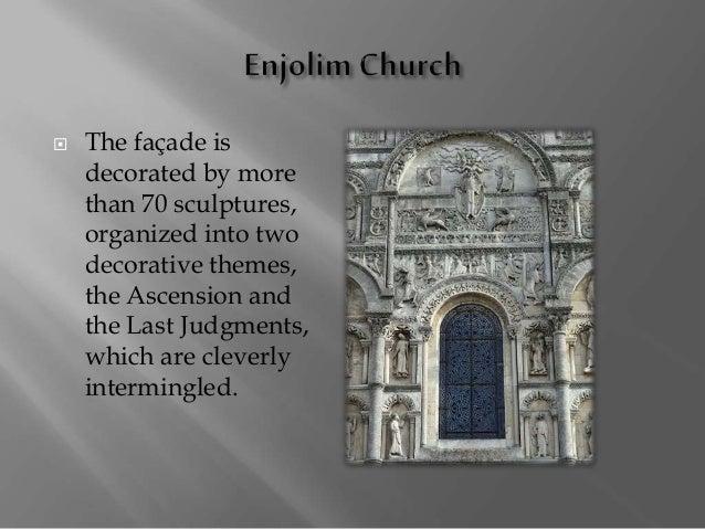 Gothic Romansque Architecture