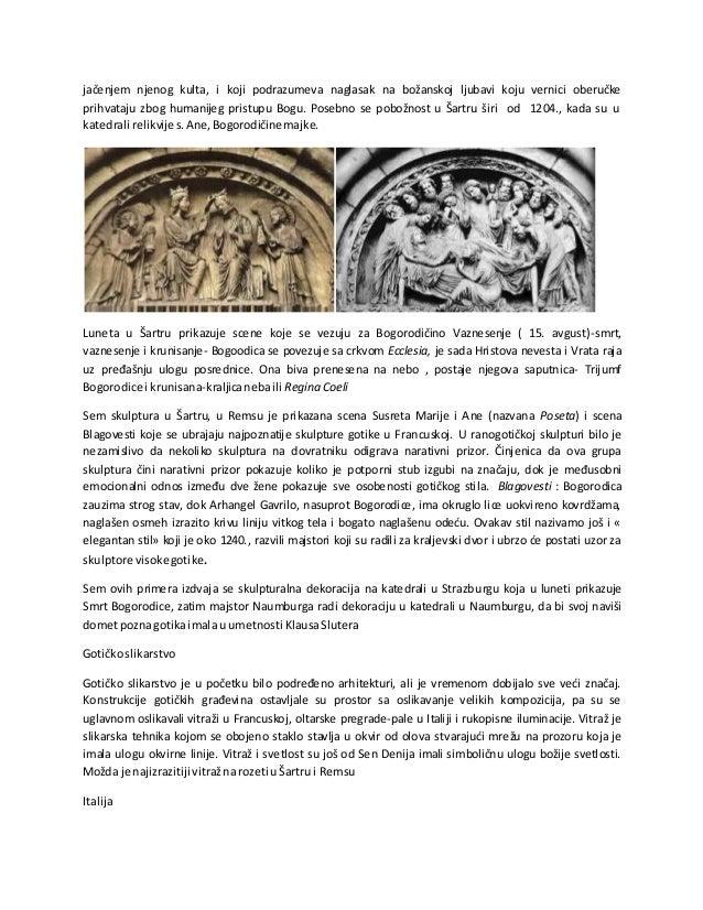 U XIII veku u Italiji se razvija slikarstvo koje bilo pod uticajem Vizantije (italo-kristske umetnosti) i gotike. Na sever...