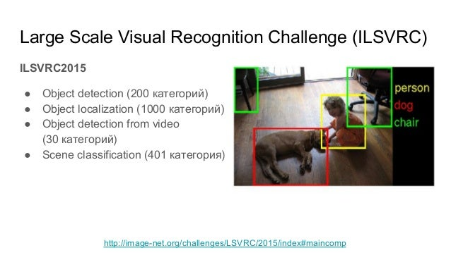 Computer Vision and Deep Learning