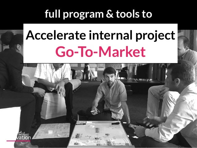 Accelerate internal project 