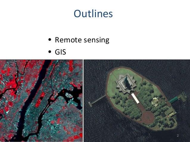 Remote sensing & Gis Slide 2