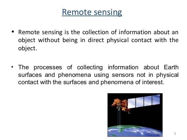 Remote sensing & Gis Slide 3