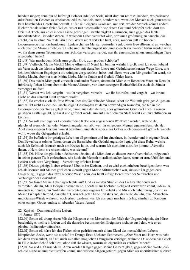 Lebensgeheimnisse (Gottfried Mayerhofer)